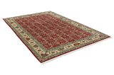 Mir - Sarough Tapis Persan 305x204 - Image 1