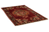 Jozan - Sarough Tapis Persan 213x128 - Image 1